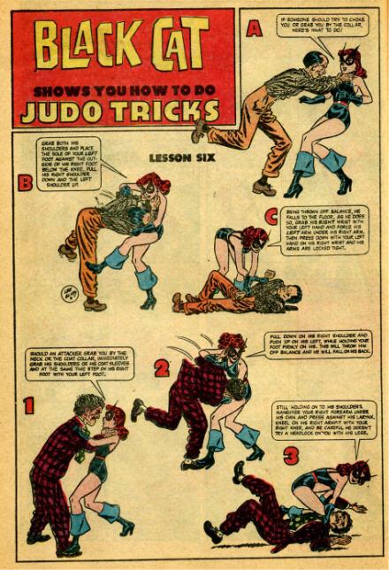judo-tricks