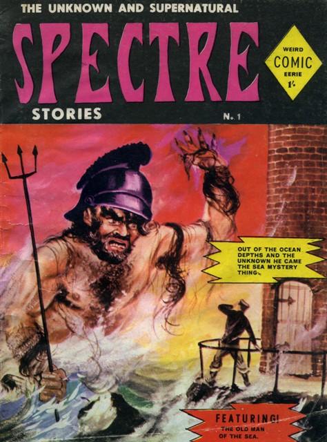 Spectre Stories 01