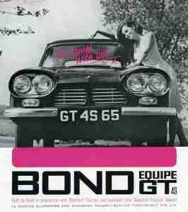 Bond Equipe GT4S