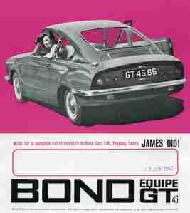 Bond Equipe GT4S2