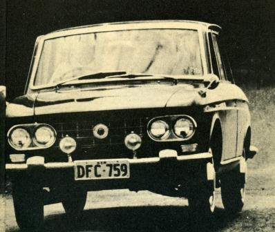 1964 Datsun Bluebird