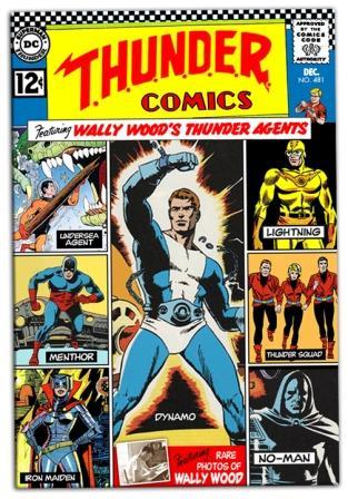 Thunder comics