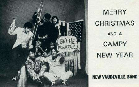 New Vaudeville Band Xmas