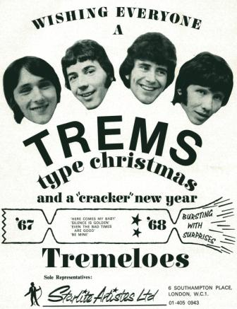 Tremeloes Xmas