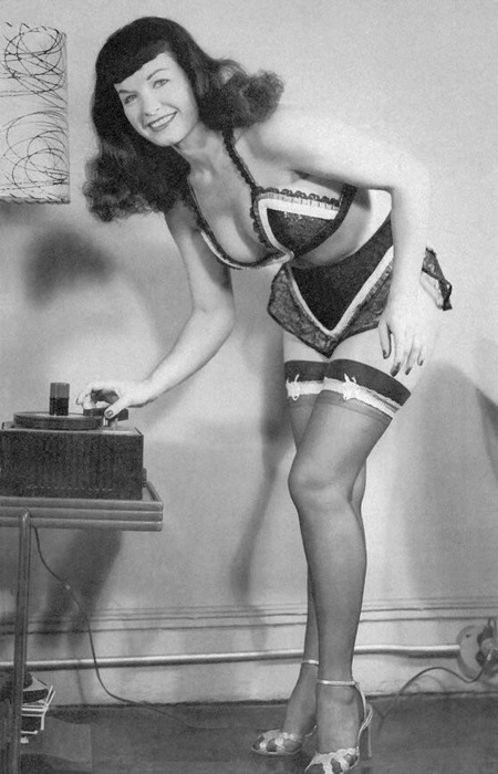 bettie record
