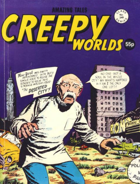 Creepy Worlds 249