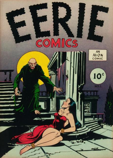 Eerie 1 Avon 1947