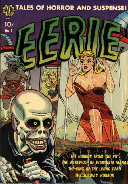 Eerie 1 Avon 1951