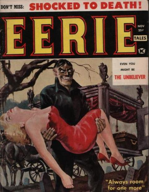 Eerie Tales Hastings 1959