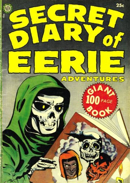 Secret Diary of Eerie Avon 1953