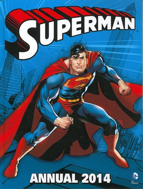 Superman Ammual 2014