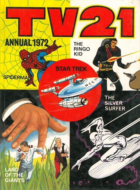 TV21 Annual 1972