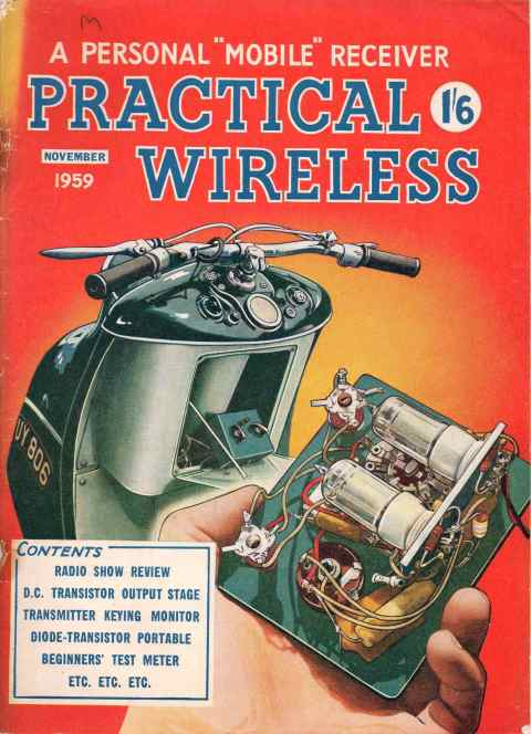 Practical Wireless Nov 1959