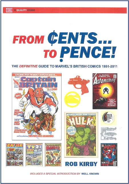 From Cents to Pence dummy cover