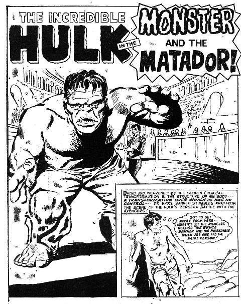 Monster and the Matador