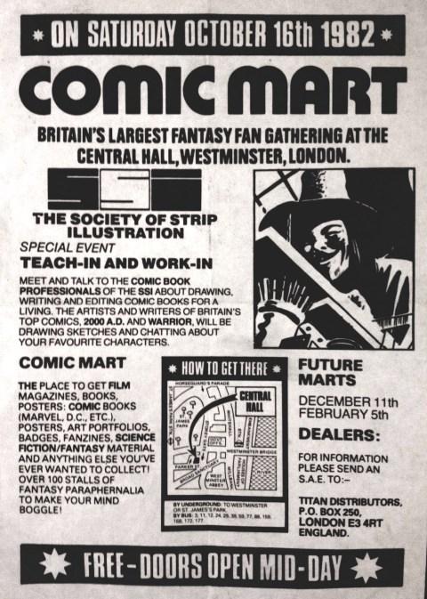 Comic Mart