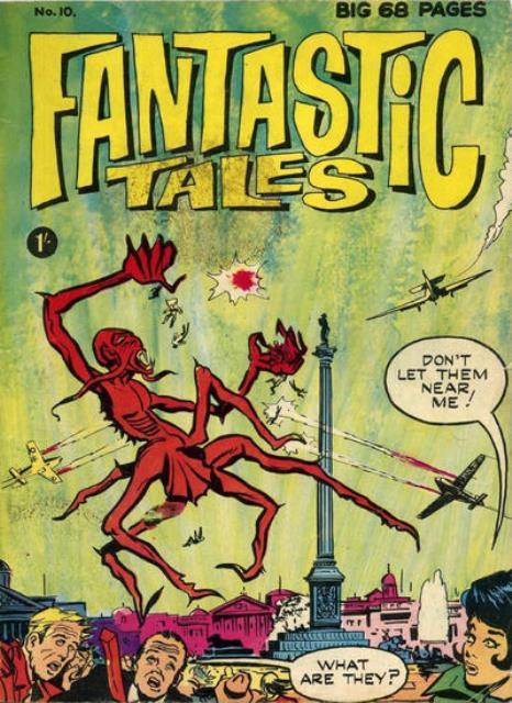 Fantastic Tales 10