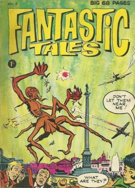 Fantastic Tales 8