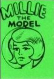 Millie the Model Mini Book