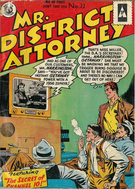 Mr District Attorney 22