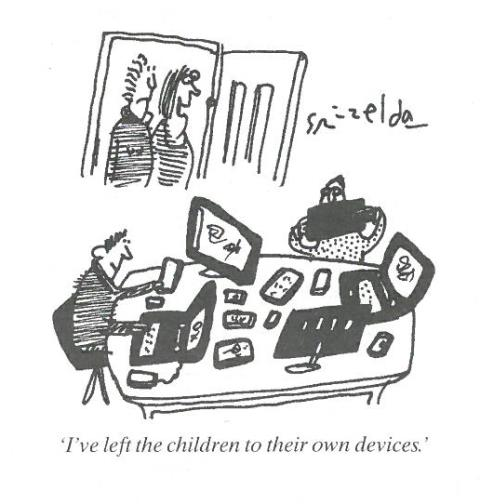 own devices