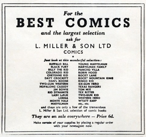 For the best comics