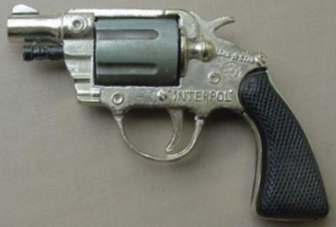 Interpol cap gun