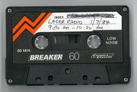 Laser 558 cassette side 1
