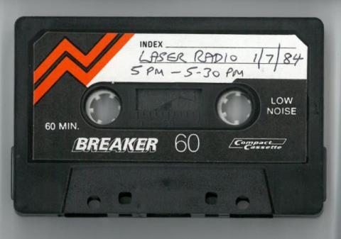 Laser 558 cassette side 2