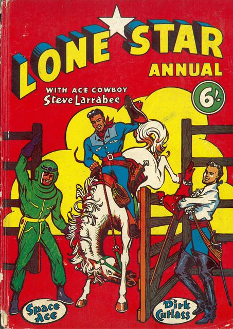 Lone Star Annual No 4