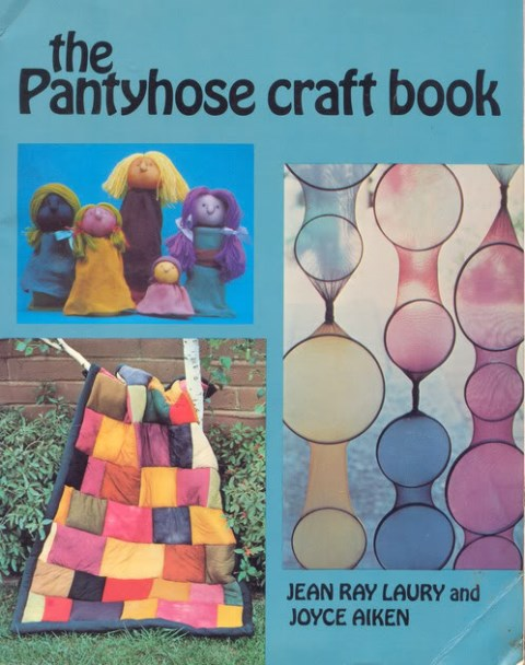 pantyhose craft book