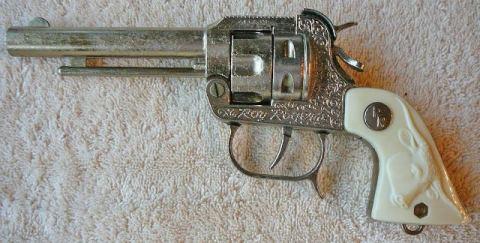 Roy Rogers cap gun