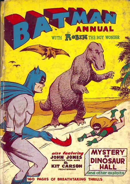 Batman Annual 1960-1961 Atlas UK