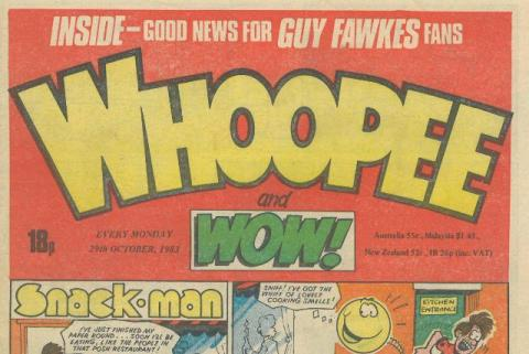 Whoopee and Wow 499