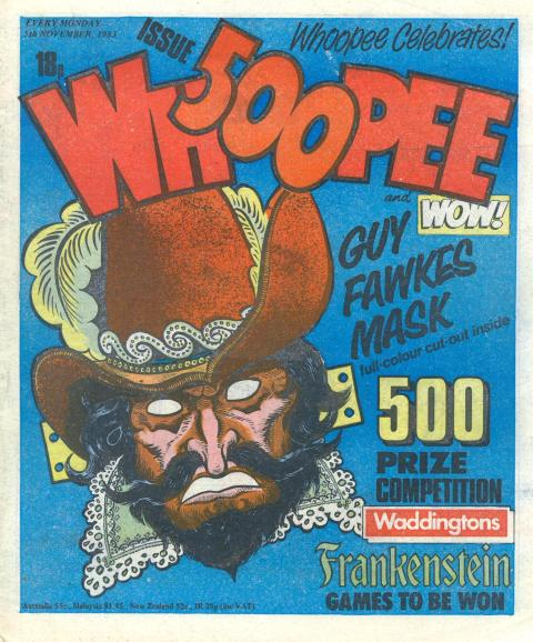 Whoopee and Wow 500