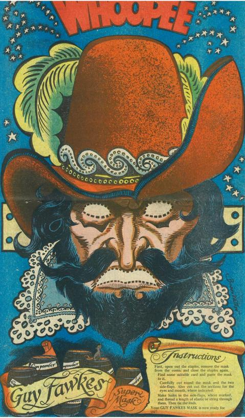 Whoopee Guy Fawkes