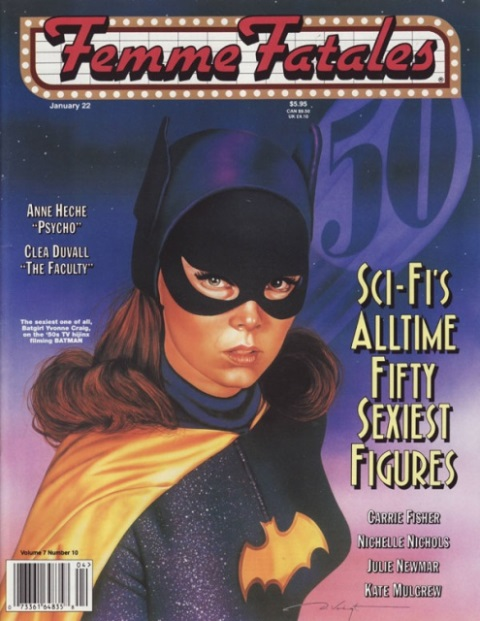 Femme Fatales magazine