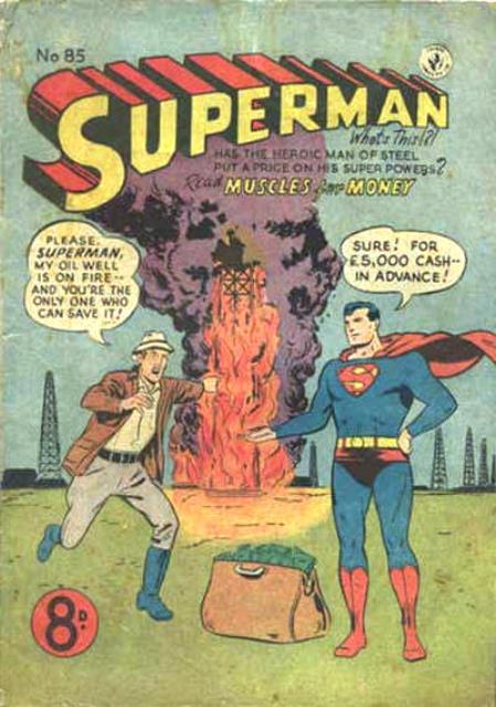 Superman 85 Australian