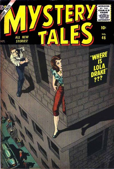 Mystery Tales 46