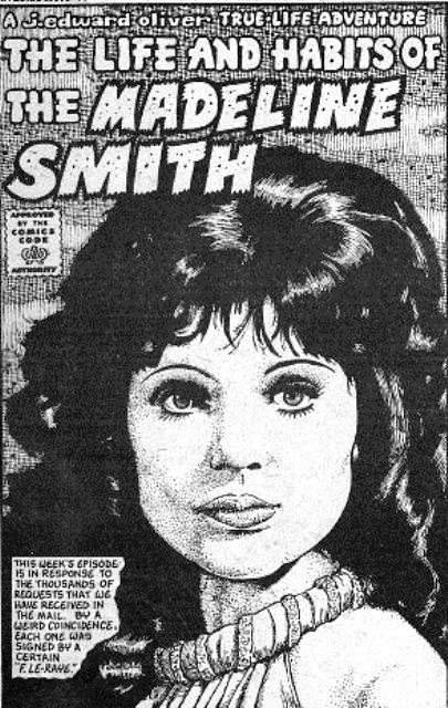 Madeline Smith by J Edward Oliver