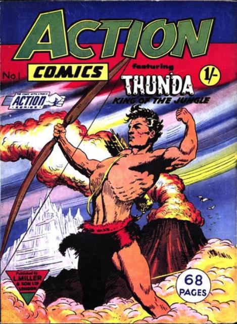 Miller Action Comics